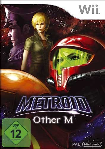 Wii - Metroid: Other M