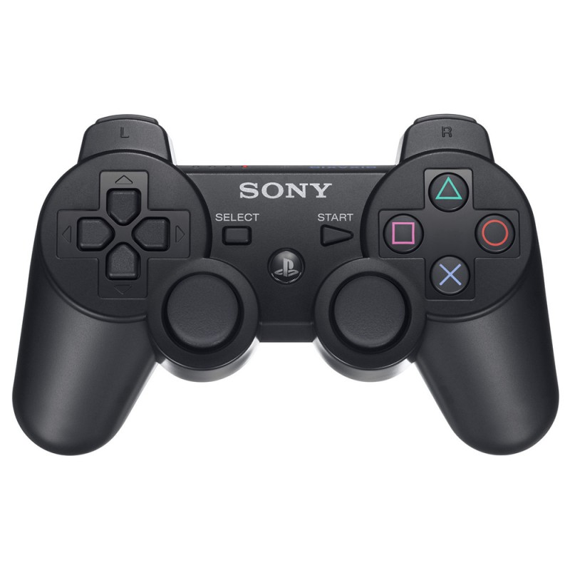 PS3 - Original Sixaxis Wireless Controller #schwarz [Sony]