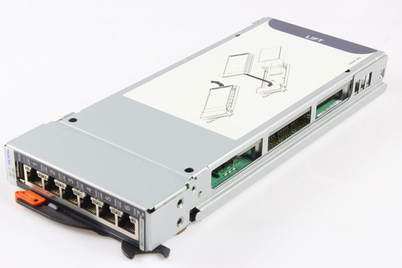 Nortel Layer2-3 GbE Switch Module for BM BladeCenter FRU 32R1869