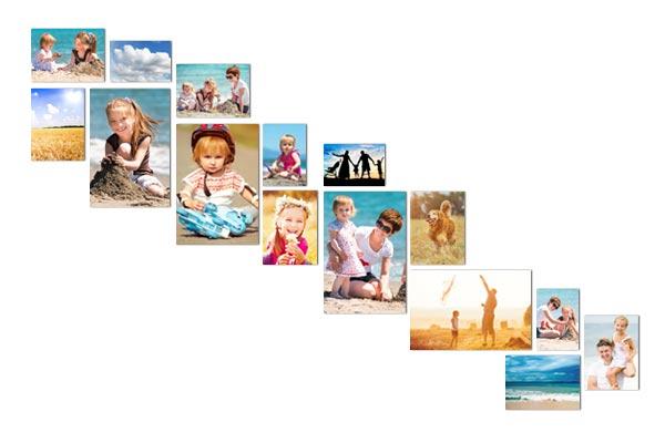 Fotowand gestalten - 15 Elemente
