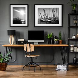 Wandgestaltung Wohnräume