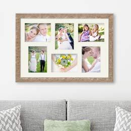 Fotorahmen Hochzeit