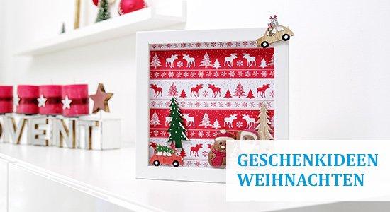 Weihnachtsgeschenke DIY Ideen