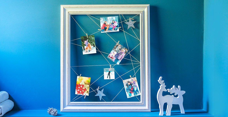 Fotogeschenk Weihnachten mit Fotos