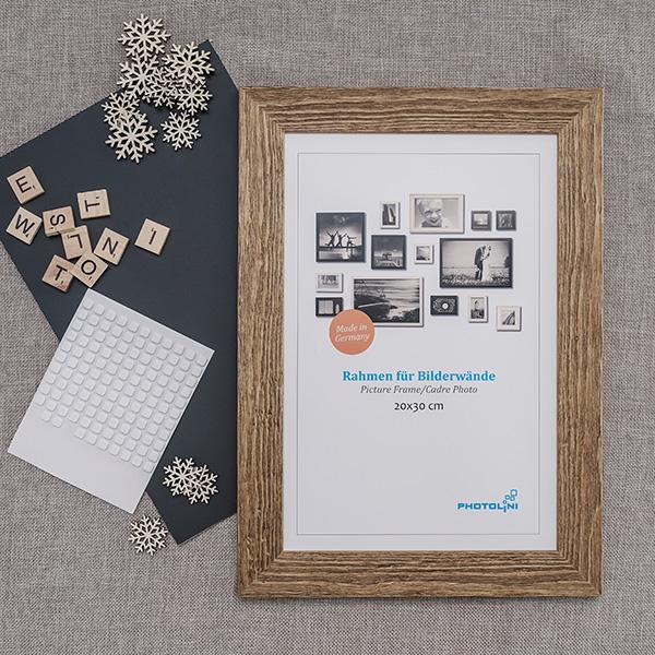 Weihnachtsdeko Schneeflocken DIY Materialien
