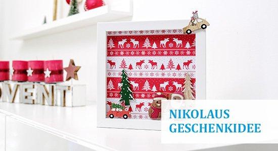 Nikolaus Geschenkidee