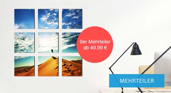 Foto-Mehrteiler