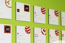 Für Firmen Anfrage Mitarbeiterwand Auszeichnungen