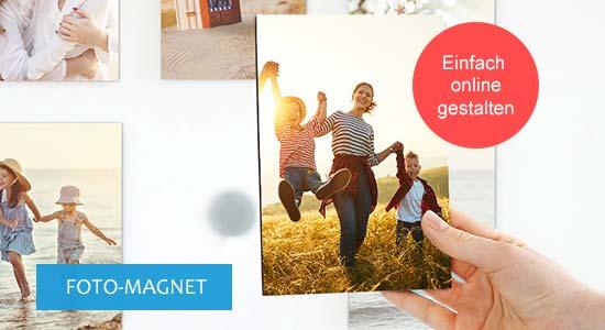 Foto-Magnet-Beispiel