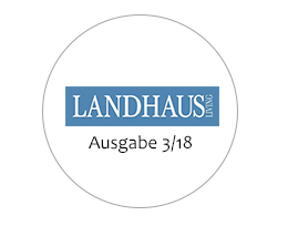 Pressemitteilung PHOTOLINI Landhaus Living