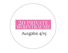 Pressemitteilung PHOTOLINI 20 Private Wohnträume