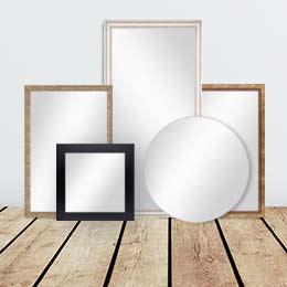 Wandspiegel verschiedene Modelle