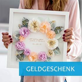 Hochzeitsgeschenk Ideen Hochzeitsdeko DIY