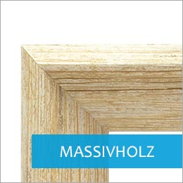 Bilderrahmen aus aus Massivholz