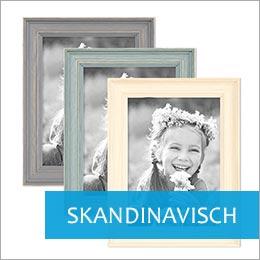 Bilderrahmen Skandinavischer Stil