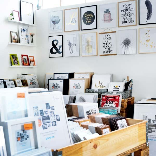 Lagerverkauf Bilderrahmen und Poster