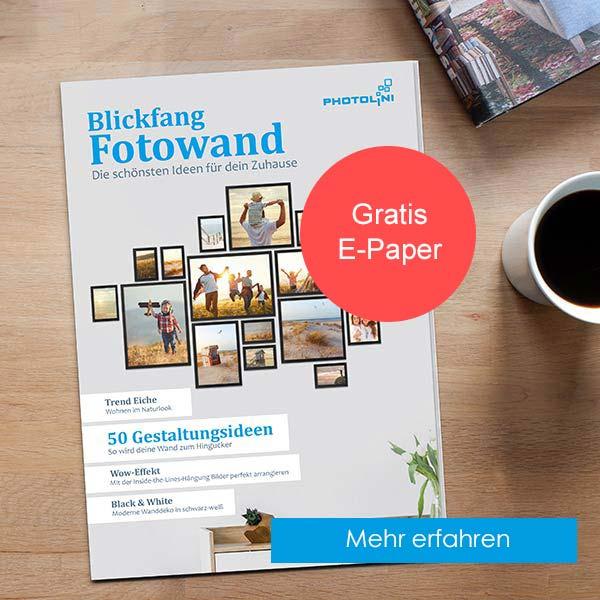 Wände dekorieren E-Paper mit 50 Ideen