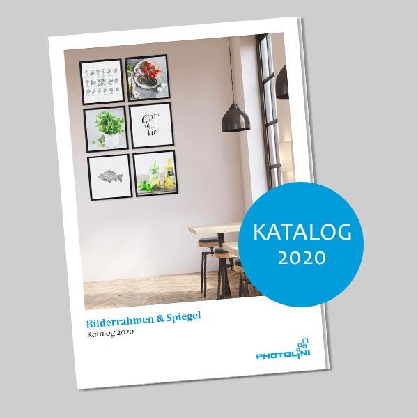 Photolini Bilderrahmen Katalog 2020