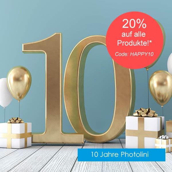 10 Jahre Photolini