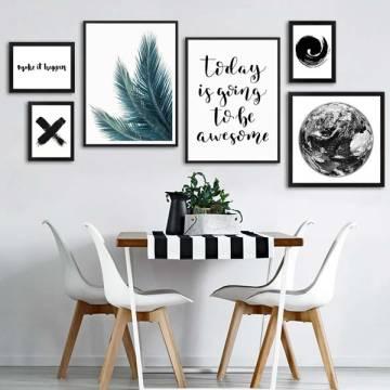 6 Tipps zur Gestaltung einer Bilderwand