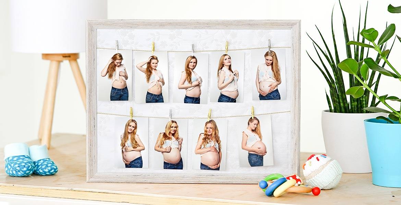 Schwangerschaft Bilder 9 Monate