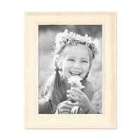 3er Set Bilderrahmen Skandinavischer Landhaus-Stil Weiss 13x18 cm Massivholz mit Shabby-Chic Note / Fotorahmen / Wechselrahmen – Bild 7