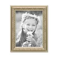 2er Set Bilderrahmen Antik Silber Nostalgie 15x20 cm Fotorahmen mit Glasscheibe / Kunststoff-Rahmen – Bild 6