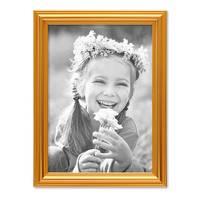 3er Set Bilderrahmen Gold Barock Antik 15x20 cm Fotorahmen mit Glasscheibe / Kunststoffrahmen – Bild 4