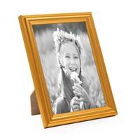 Restposten: Bilderrahmen Gold Barock Antik 15x21 cm