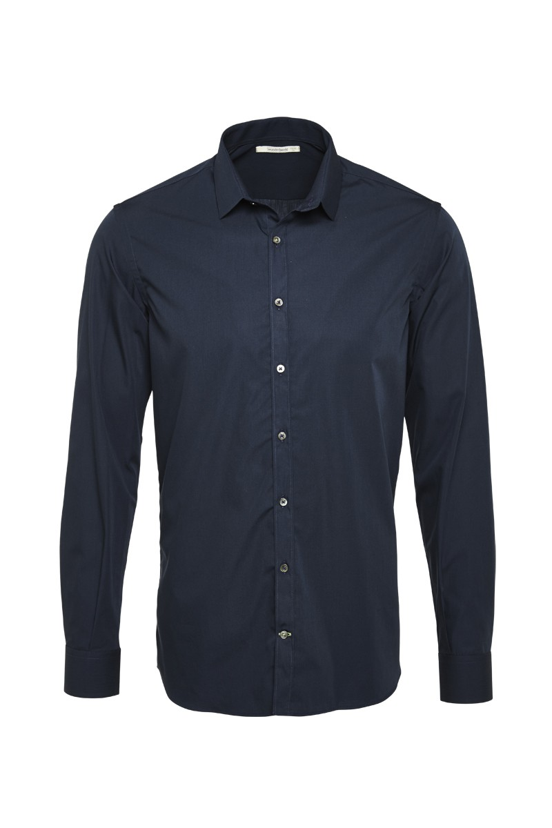 Metro shirt slim male