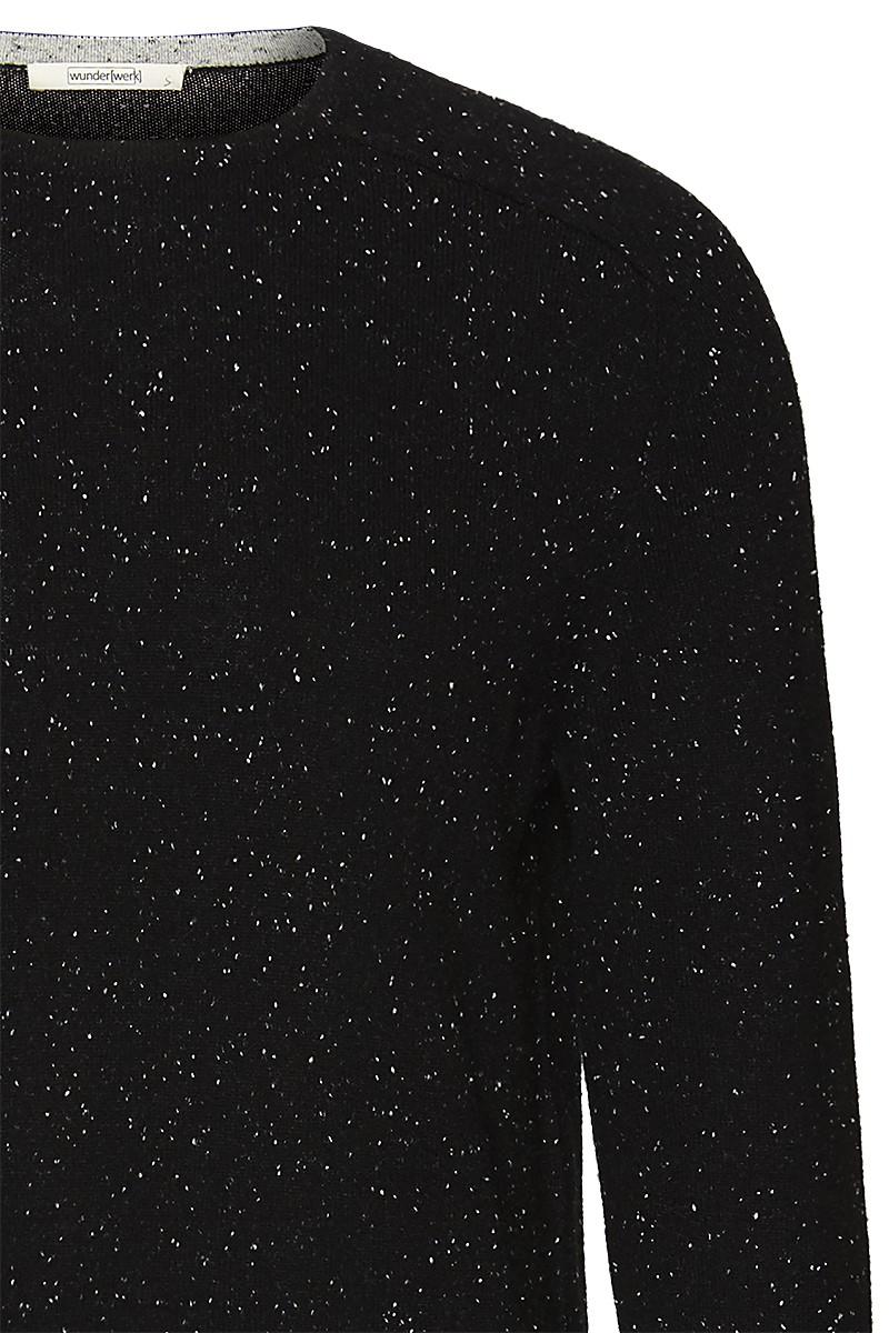 Crewneck knit cashmere male
