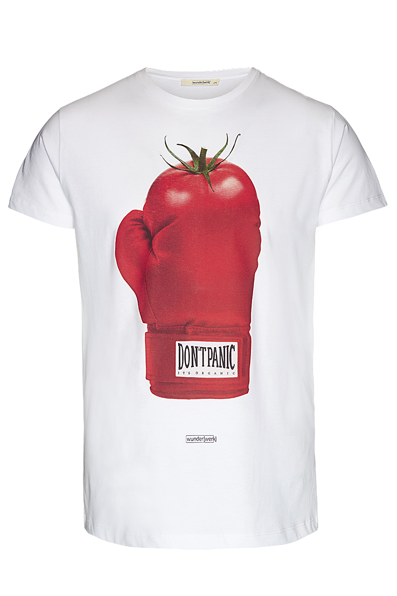 Tee boxing tomato male