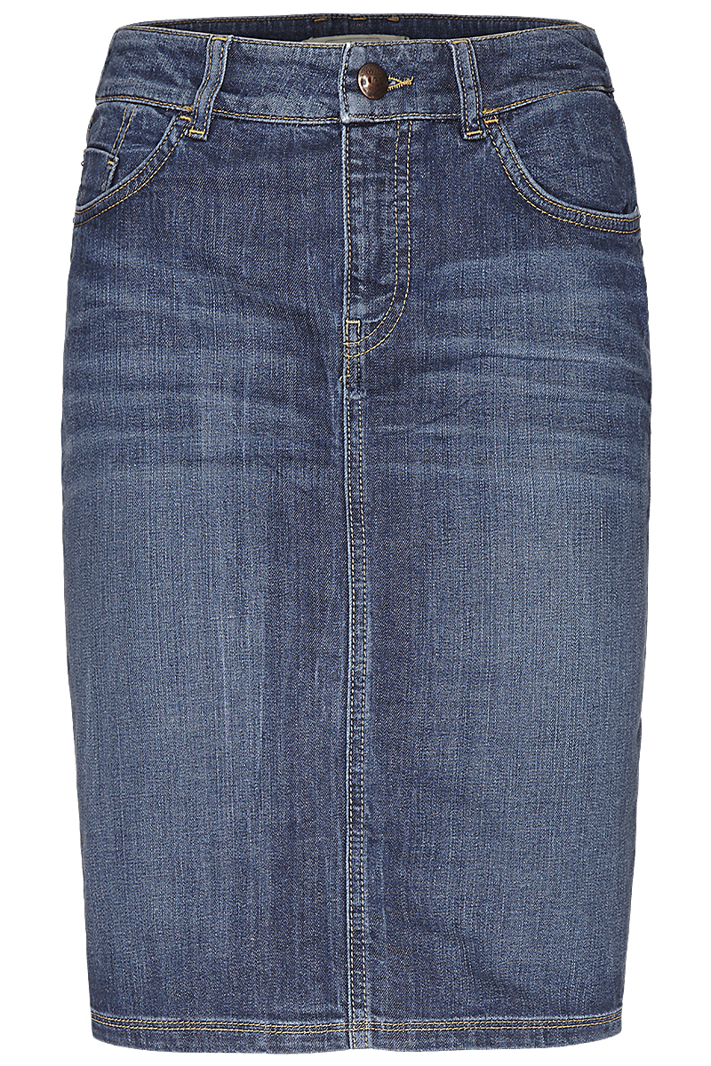 Marie denim skirt