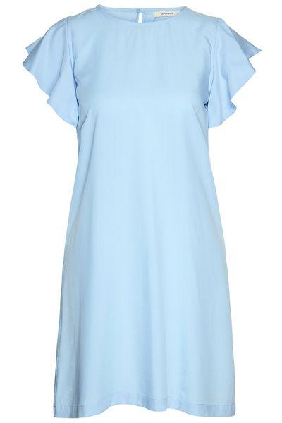 Volant dress TENCEL