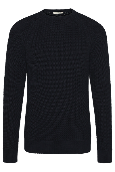 Crewknit rib male