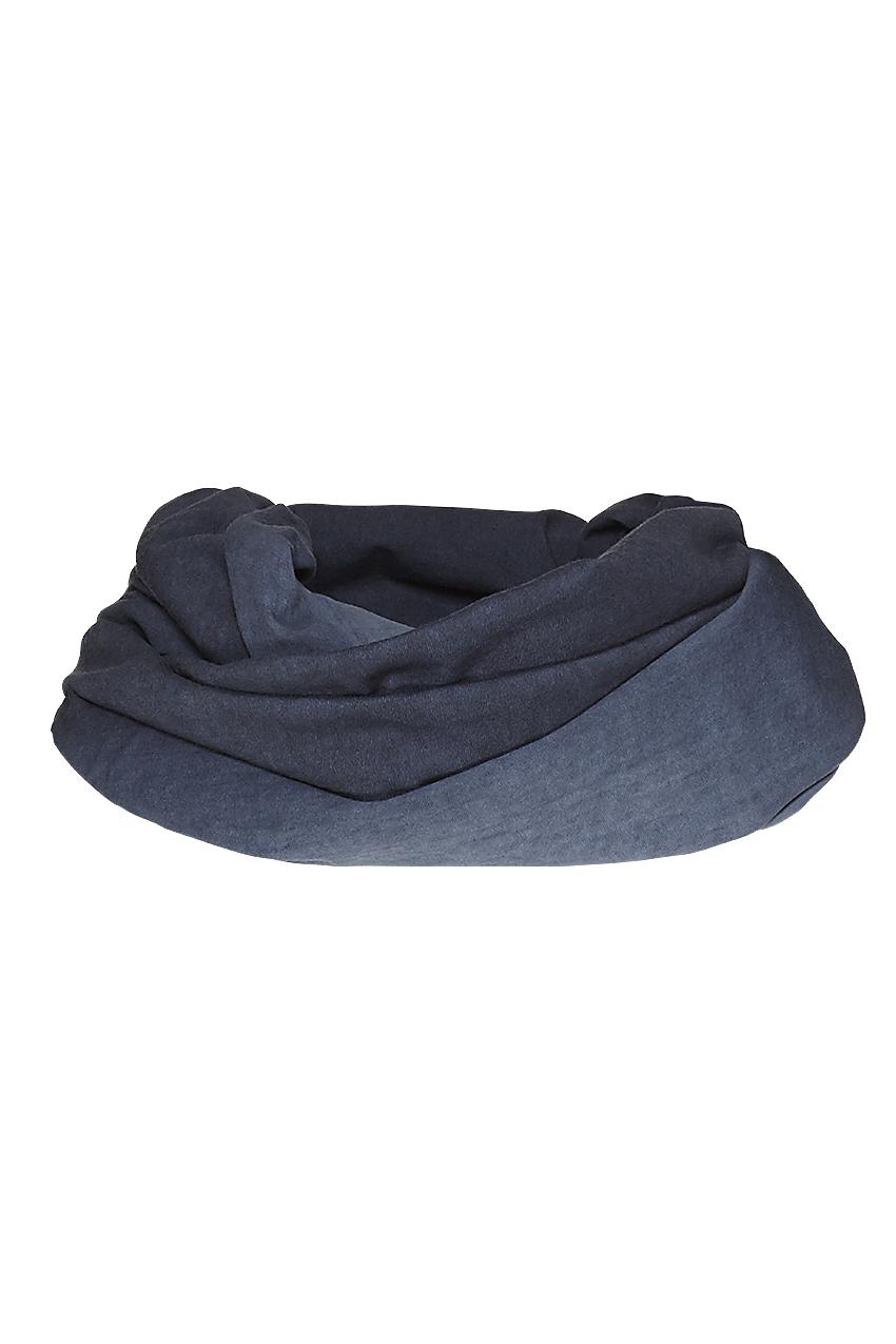 Loop scarf mal tinto