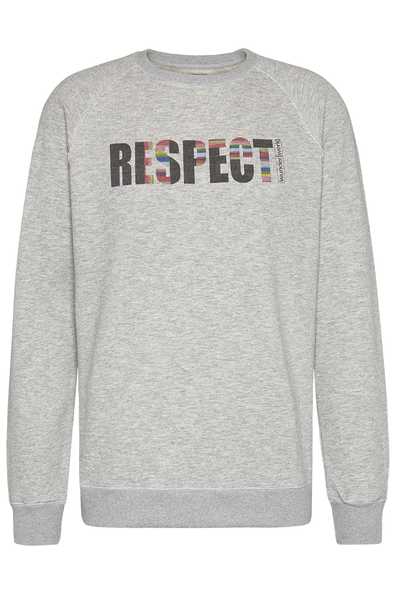 Respect print male