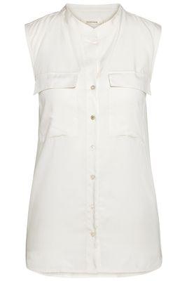 TENCEL utility blouse top