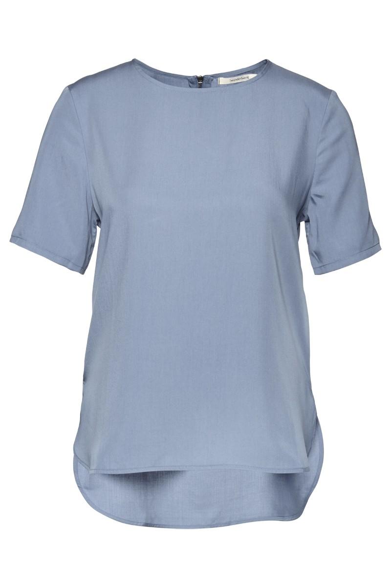 Tee blouse tencel