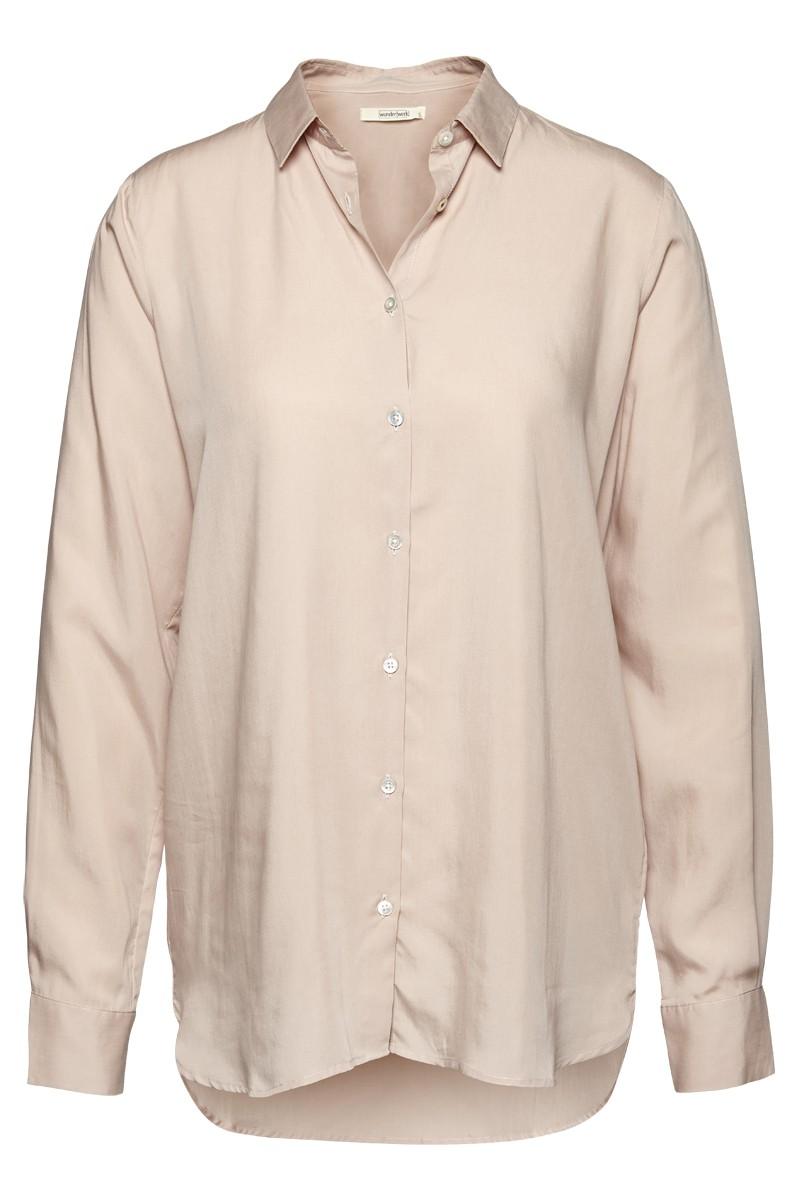 Contemporary blouse tencel