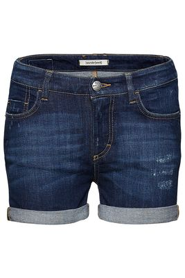 Hot pant denim