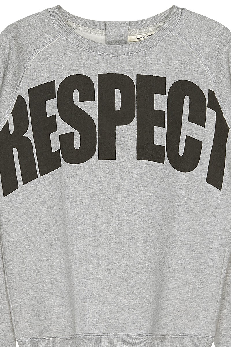 Soft sweat respect
