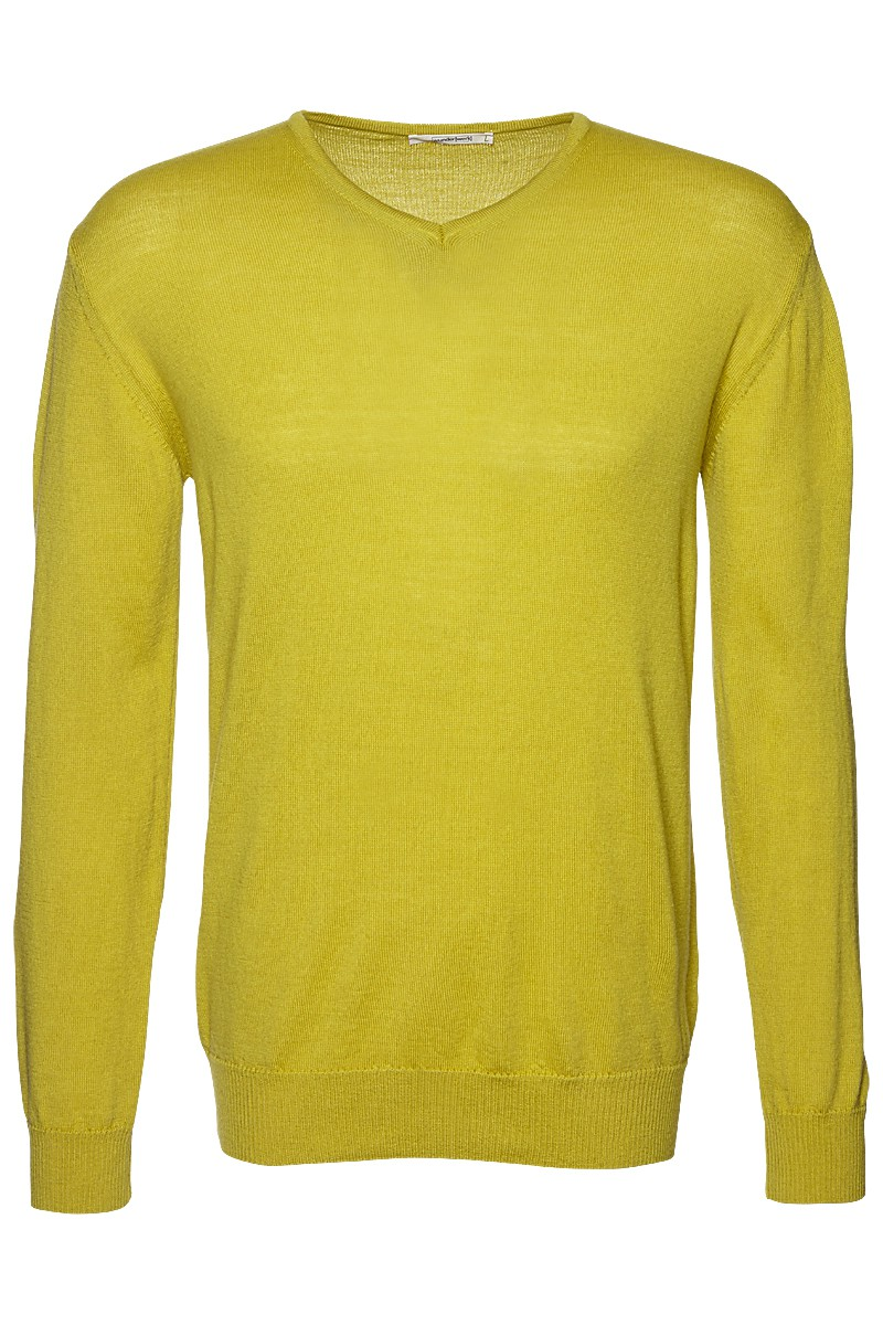 V-knit merino male