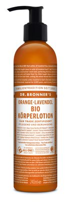 Lotion Orange-Lavendel 240ml