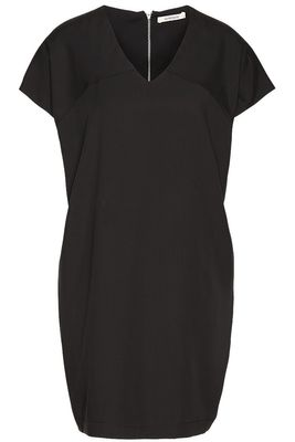 Tencel dress oversize