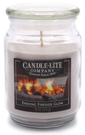 Duftkerze Evening Fireside Glow – Bild 1