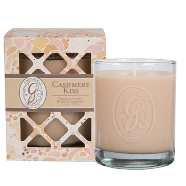 Box Jar Candle Cashmere Kiss