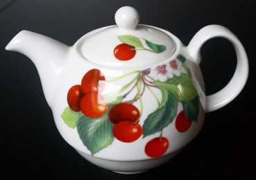 Roy Kirkham Tea for one Set Cherry – Bild 12