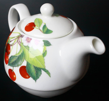 Roy Kirkham Tea for one Set Cherry – Bild 13