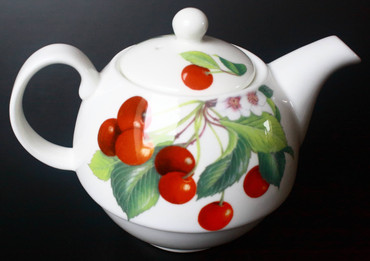 Roy Kirkham Tea for one Set Cherry – Bild 14
